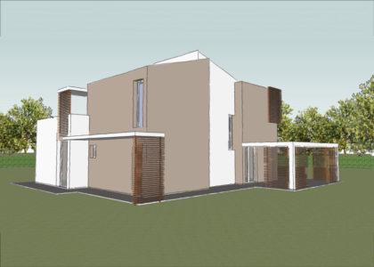 Progetto Villa Gemella